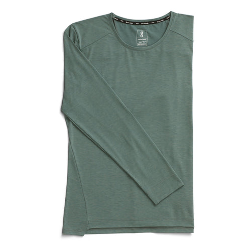 ON RUNNING COMFORT LONG TEE MEN'S OLIVE