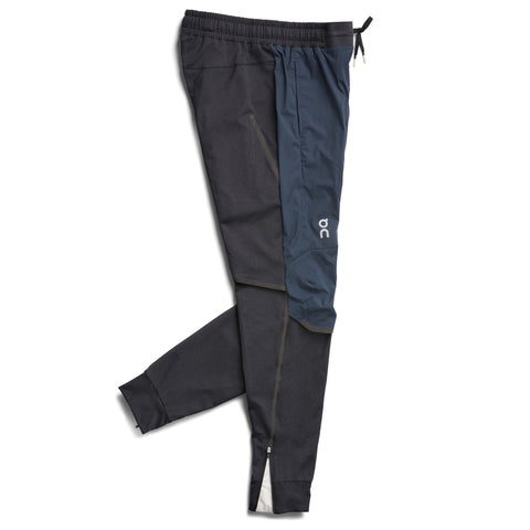 ON RUNNING PANTS MEN'S NAVY BLACK