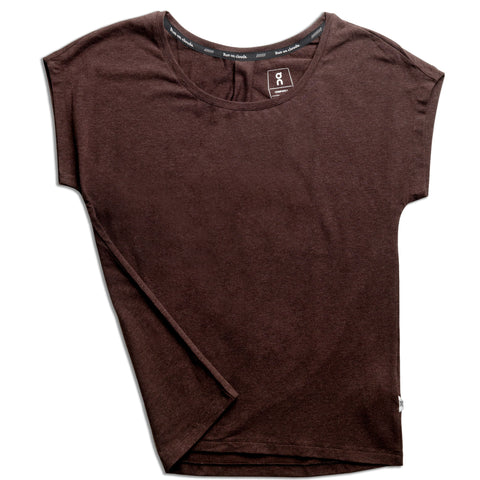 On Running Tee Women's Pebble