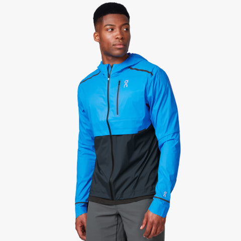 On Weather Jacket Men's Malibu Navy
