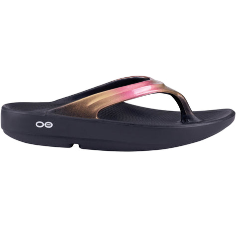 OOFOS OOLALA WOMEN'S LUXE ROSE GOLD