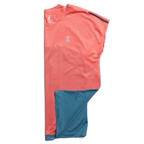 On Running Performance Tee Women's Coral