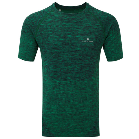 Ronhill Men's Infinity Space-Dye Tee