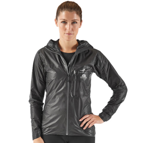 RONHILL TECH GORE TEX JACKET WOMEN'S GUNMETAL
