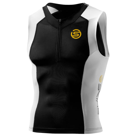 SKINS A400 SLEEVELESS TRI TOP