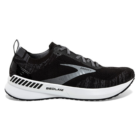 BROOKS BEDLAM 3 WOMEN'S BLACK - BLACKENED PEARL - WHITE