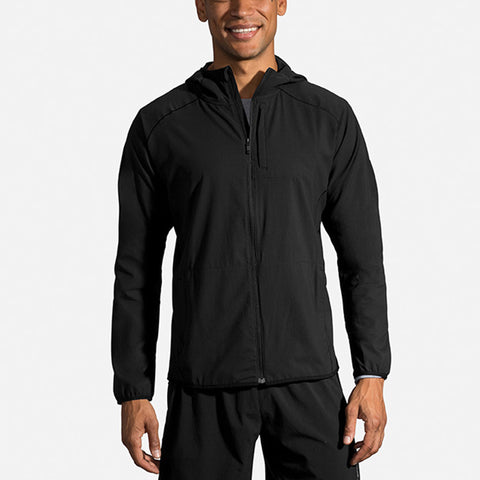 Brooks Canopy Jacket Men's Black