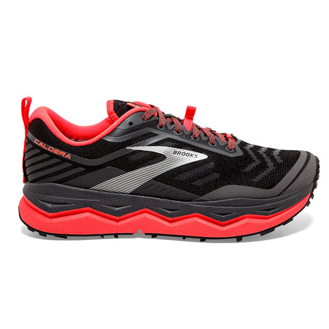 Brooks Caldera 4 Women's Black Ebony Coral