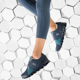 ON CLOUDSTRATUS WOMEN'S NAVY