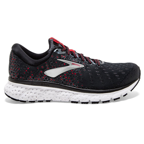 BROOKS GLYCERIN 17 MEN'S BLACK