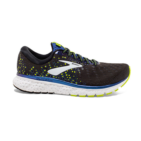 Brooks Glycerin 17 Men's Black Blue Nightlife