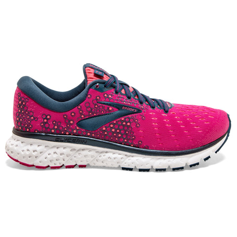 BROOKS GLYCERIN 17 WOMEN'S BEETROOT PINK PURPLE