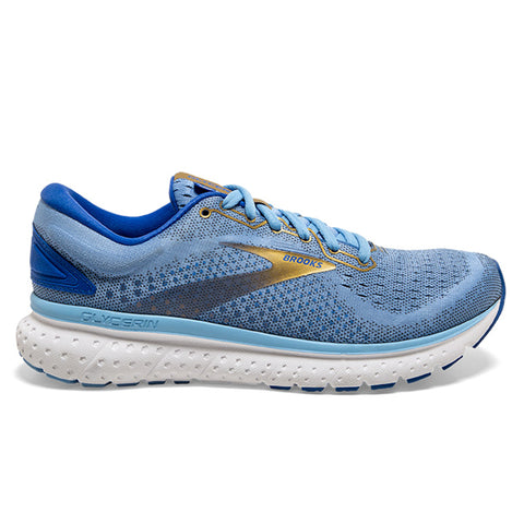 Brooks Glycerin 18 Women's Cornflower Blue Gold