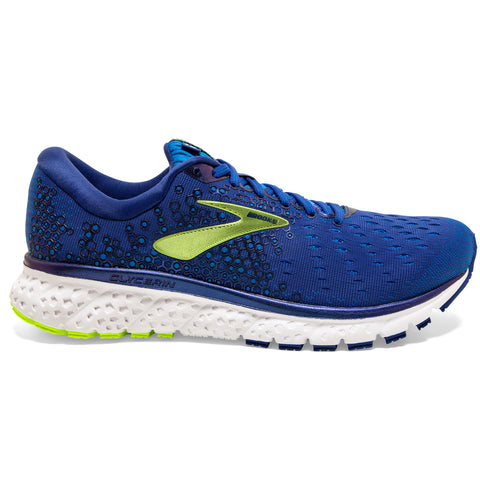 Brooks Glycerin 17 Men's Mazarine Blue Nightlife