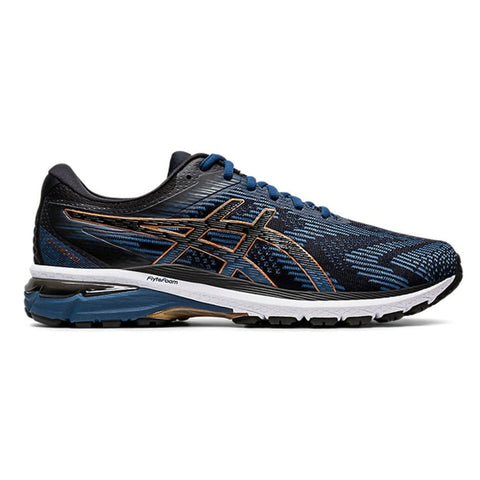 ASICS GT-2000 8 MEN'S GRAND SHARK - BLACK