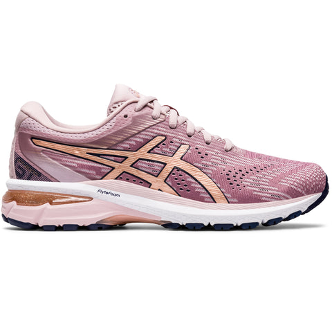 ASICS GT- 2000 8 WOMEN'S WATERSHED ROSE, ROSE GOLD