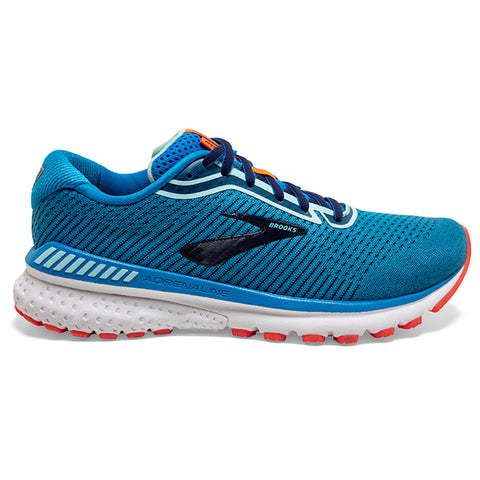 BROOKS ADRENALINE GTS 20 WOMEN'S BLUE  - NAVY - CORAL