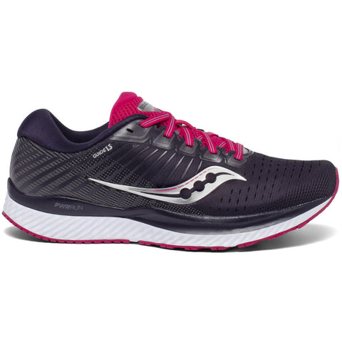 SAUCONY GUIDE 13 WOMEN'S  DUSK-BERRY