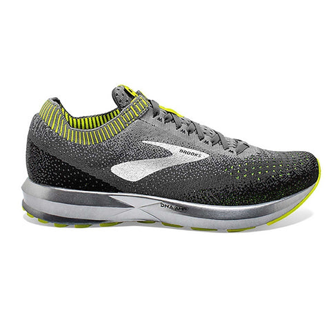 Brooks Levitate 2 Men's Grey Nightlife Black