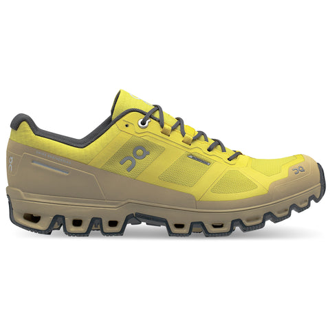 On Cloudventure Waterproof Men's Mustard Shadow