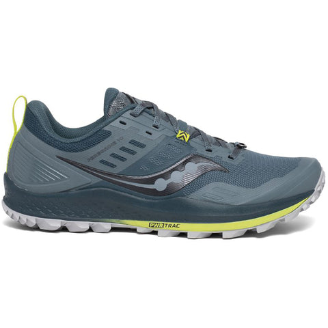 SAUCONY PEREGRINE 10 MEN'S STEEL