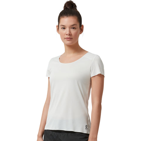 On Running Performance Tee Women's Ice White