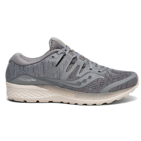 SAUCONY RIDE ISO MEN'S GREY SHADE