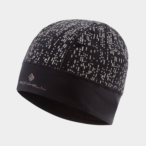 Ronhill Night Runner Beanie Black Reflect