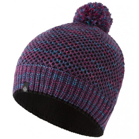 Ronhill Bobble Hat Blackberry