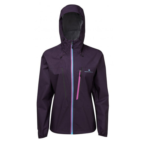 Ronhill Infinity Fortify Jacket Women's Blackberry Aquamint
