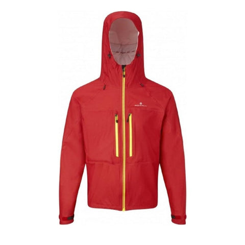 Ronhill Trail Tempest Waterproof Jacket Men's Red