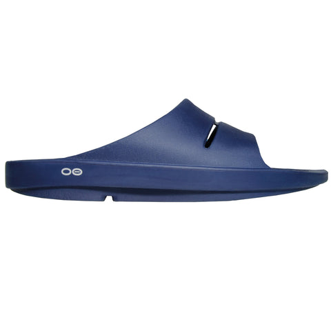 Oofos Ooahh Men's Navy