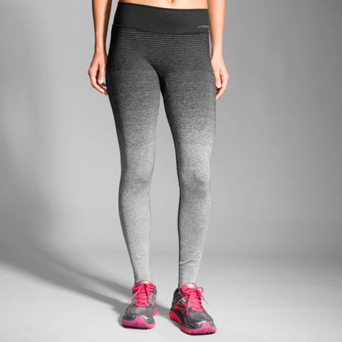 BROOKS WOMEN'S STREAKER FULL-LENGTH TIGHT