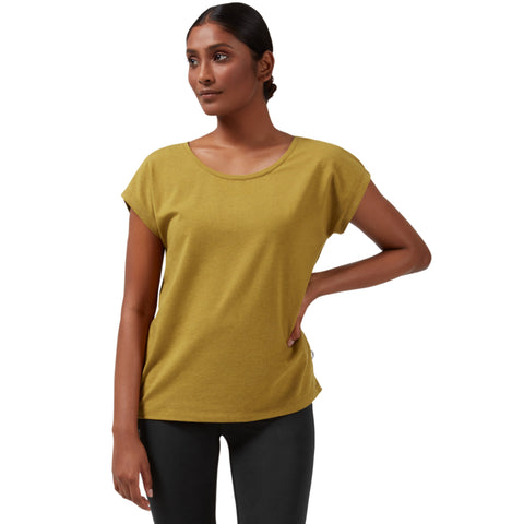 On Running Tee Women's Sepia