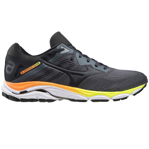 Mizuno Wave Inspire 16 Men's Castlerock Phantom Shocking Orange