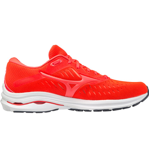 Mizuno Wave Rider 24 Men's Ignition Red-Fiery Coral
