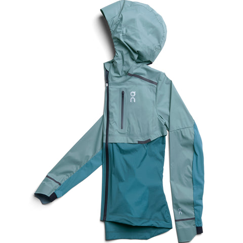 ON WOMEN'S WEATHER JACKET SEA STORM