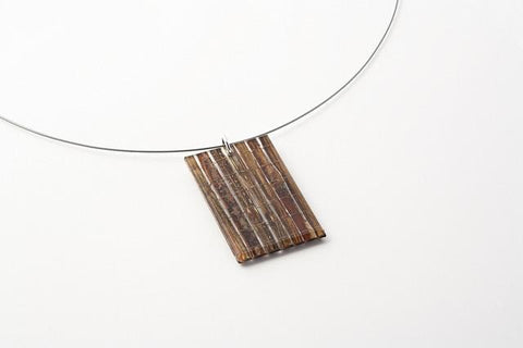 Banana Fibre Necklace - Regular