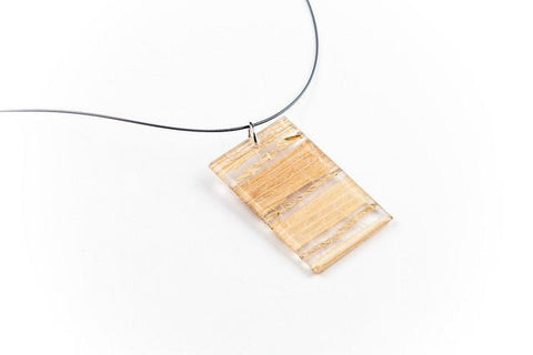 Banana Fibre Light Necklace - Regular