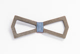 Concrete Bow Tie - Infinity - Grey