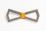 Concrete Bow Tie - Infinity - Orange