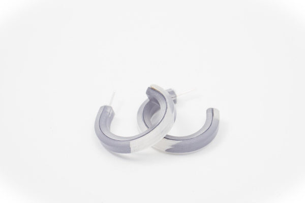 Connection Pure Hoop Earrings - Small