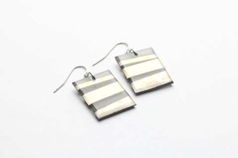 Electra Gold Earrings - Regular