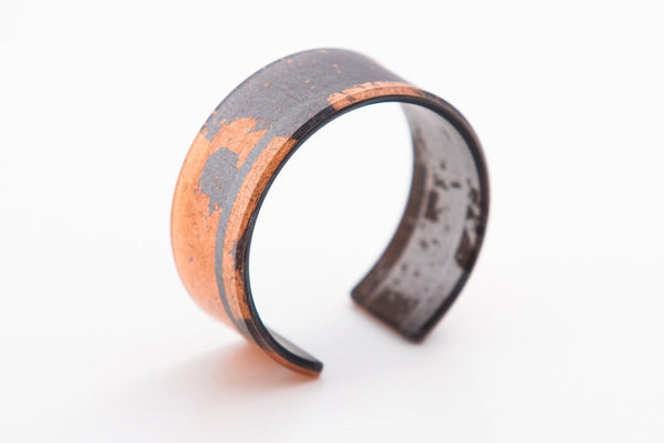 Gild Copper Cuff - Narrow
