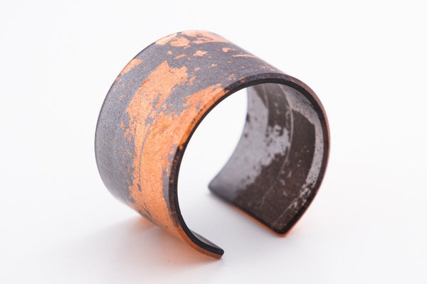 Gild Copper Cuff - Wide