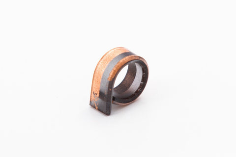 Gild Copper Ring
