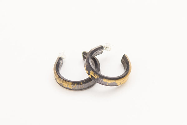 Gild Gold Hoop Earrings - Small