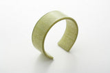 Hush Lichen Cuff - Narrow