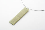 Hush Lichen Necklace - Long