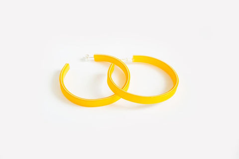 Mellow Hoop Earrings Large